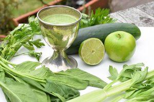 Bien laver les aliments comme légumes avant consommation