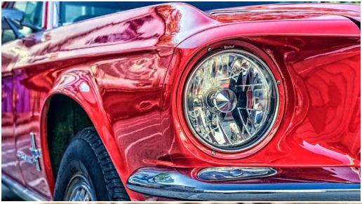Les étapes pour peindre la carrosserie d'une auto