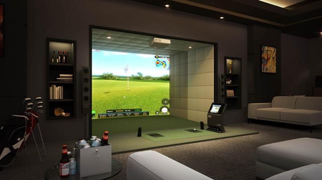 Simulateur de golf : un excellent outil pour s'entrainer chez soi