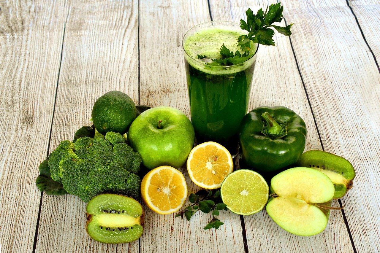 Les avantages surprenants du jeûne au jus vert