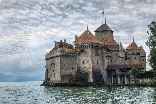 Les meilleurs châteaux de Suisse