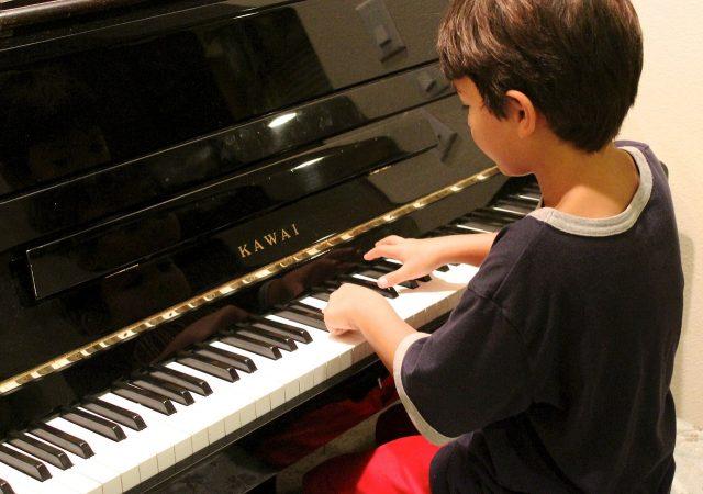 Les bienfaits de la musique sur l'enfant